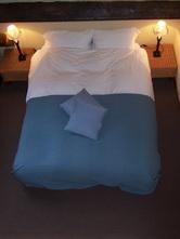 Chambre Gris Bleu Mezzanine