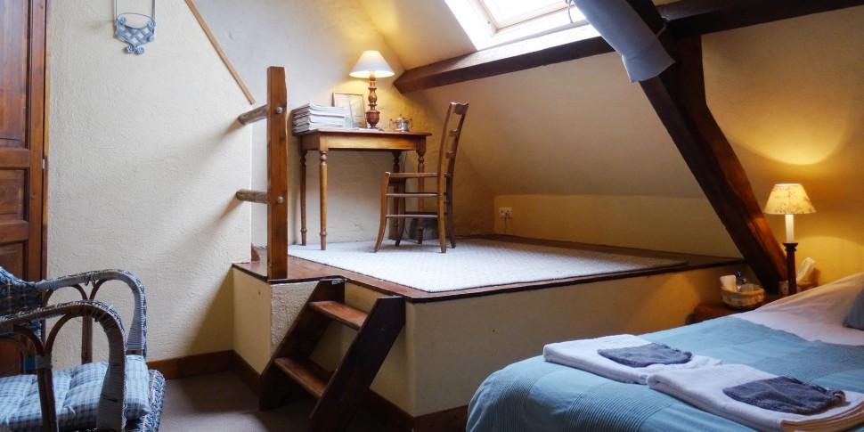 Kamer voor 2 of 3 personen - Kamer met bad ...
