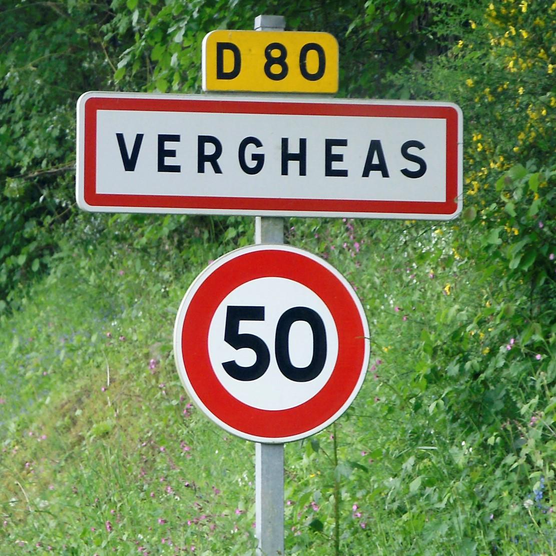 Commune de Vergheas