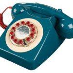 ligne téléphonique fixe